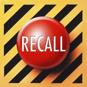 When vehicle manufacturers issue recalls, they now must include special, distinct labels on the mailed vehicle recall notices, according to a recent NHTSA mandate.